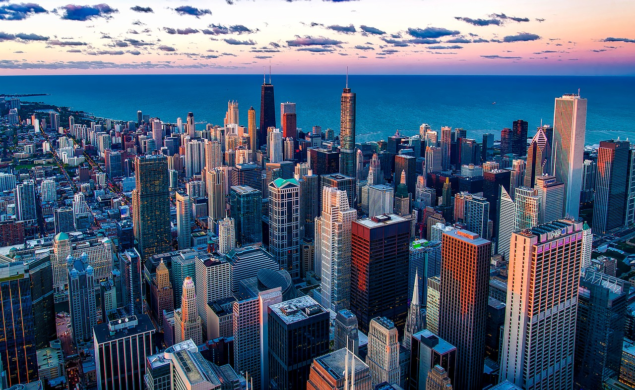Check out Chicago