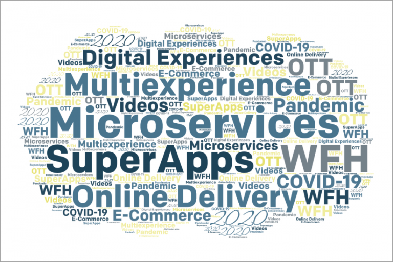 How to craft SuperApps, role of microservices in the experience economy and more: top 5 reads from our blog in 2020